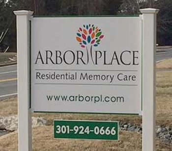 residential care sign