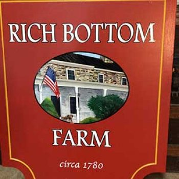 signs for your farm